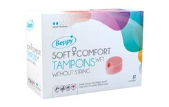 beppy - tampongen utan snöre - 8 st