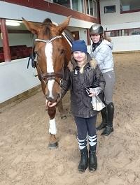Rosseau, Malin och Ebba 16 11 04