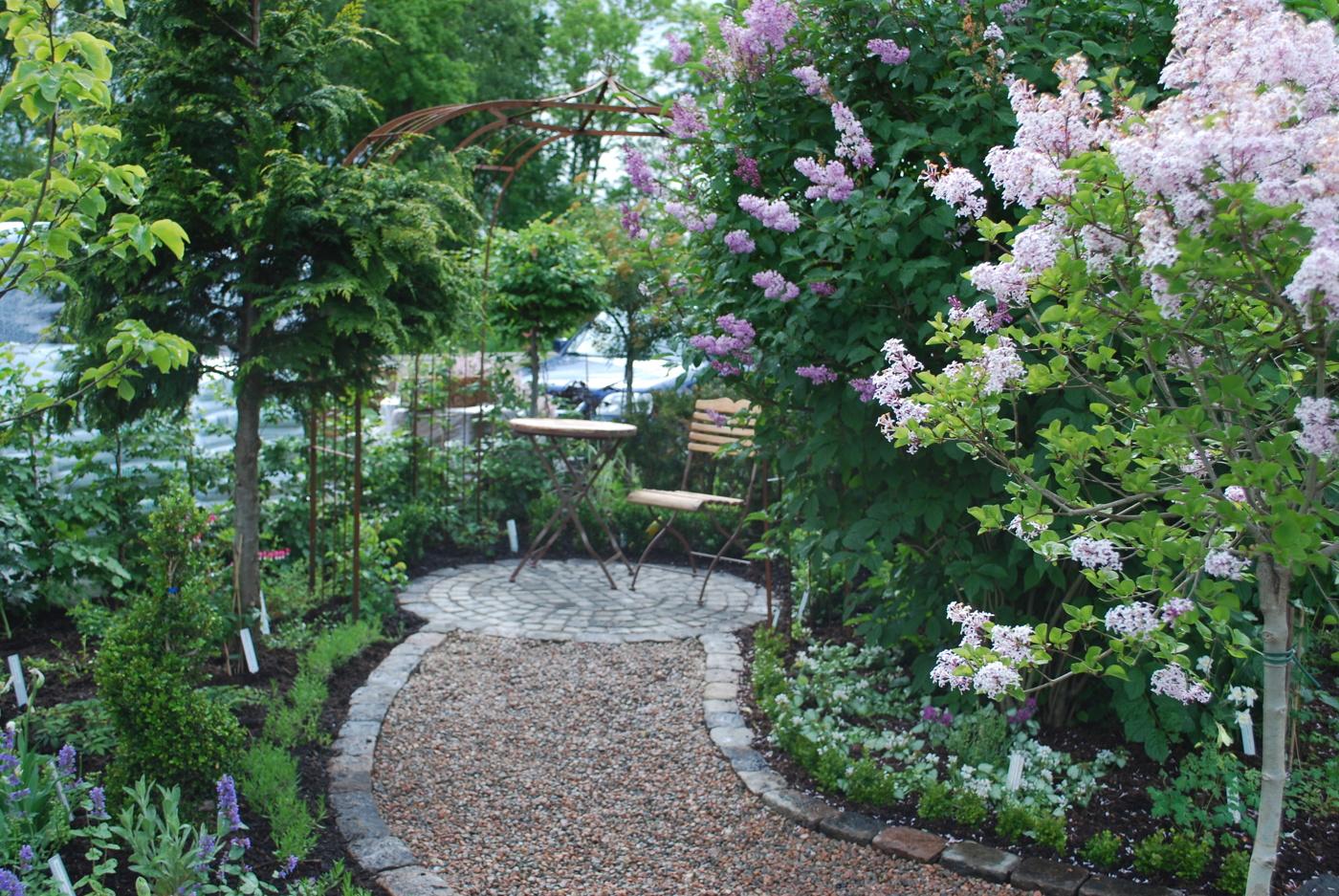 Visningsträdgård varberg utflykt & trädgårdsinspiration