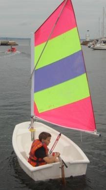 Jonas seglar & fyller år idag 23 juli - Grattis!
