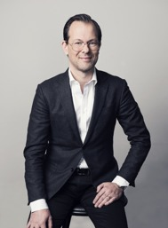 Fredrik Lind, Senior Partner & Managing Director at Boston Consulting Group