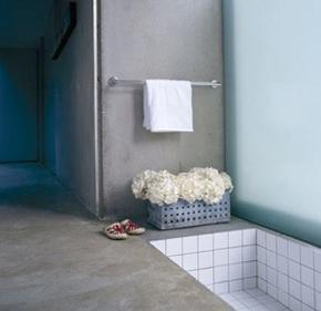 Tätskikt betonggolv tvättstuga
