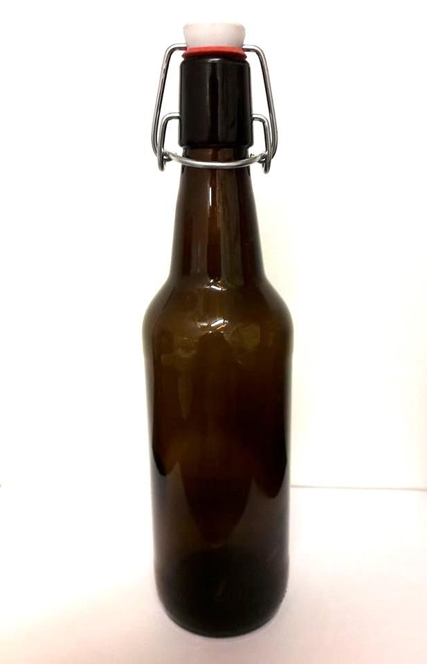 Flaska med bygelkork
