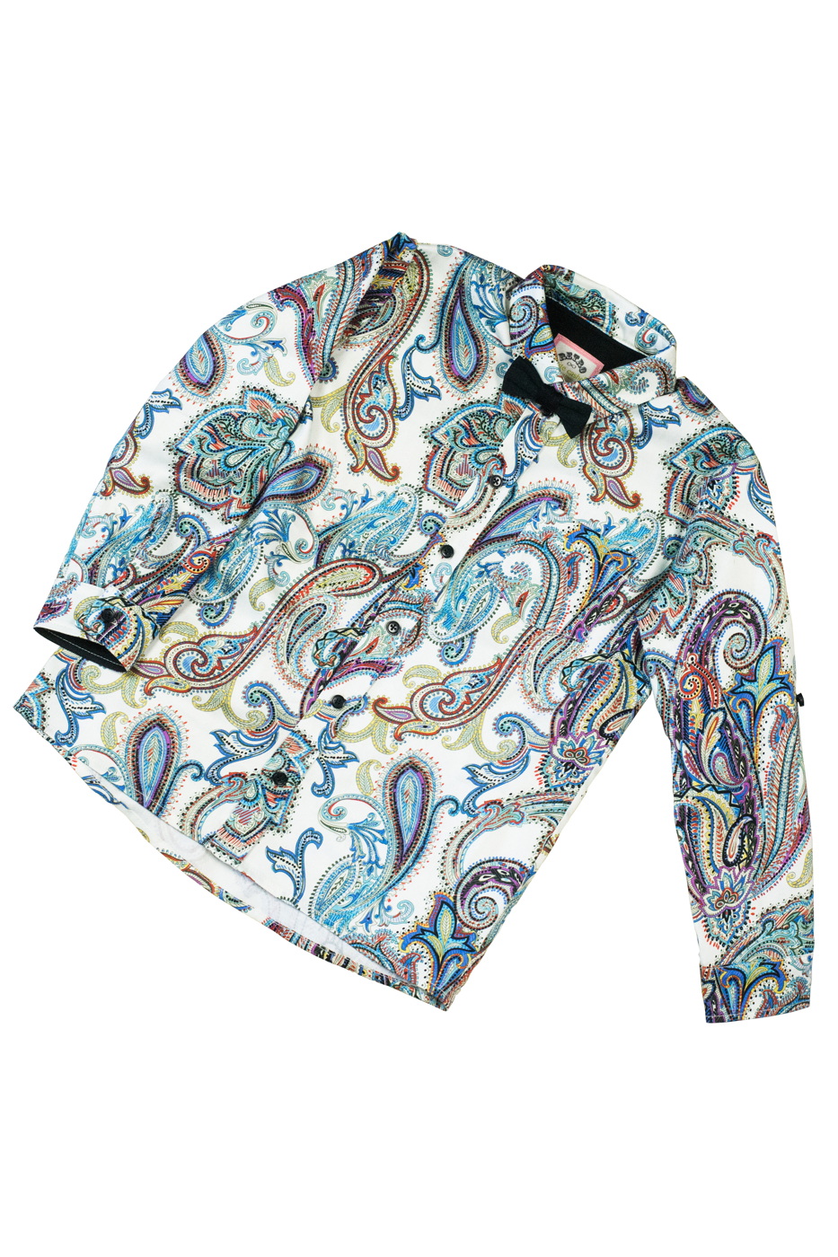Feaver shirt with bow