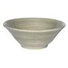 bowl flower grey