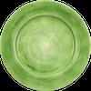 basic plate Green