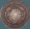 Mateus- Bubble Round Platter 42 cm - mateus bubble platter 42 cm plum