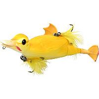 3D Suicide Duck 10,5 cm - Yellow