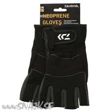 Daiwa fingerless glove - M