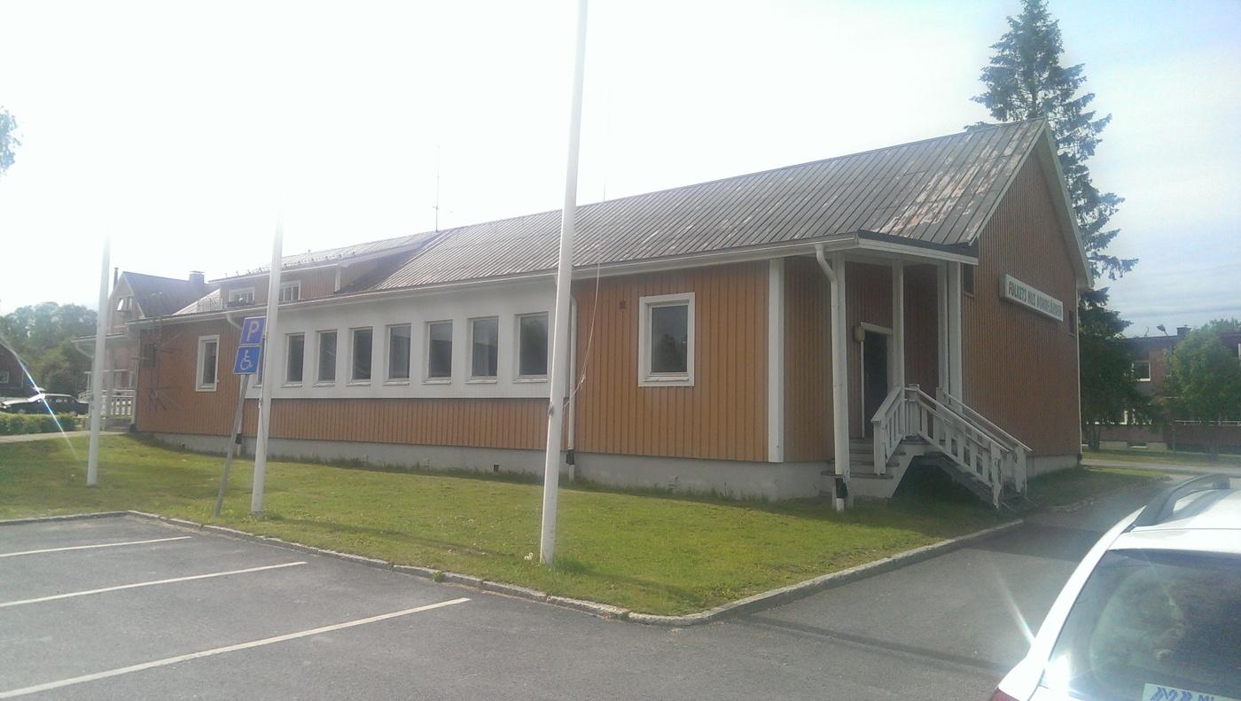 Folkets Hus Välkommen till Norrfjärden
