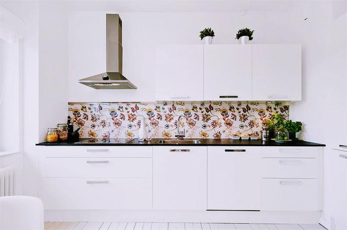 Väggplattor kök glas