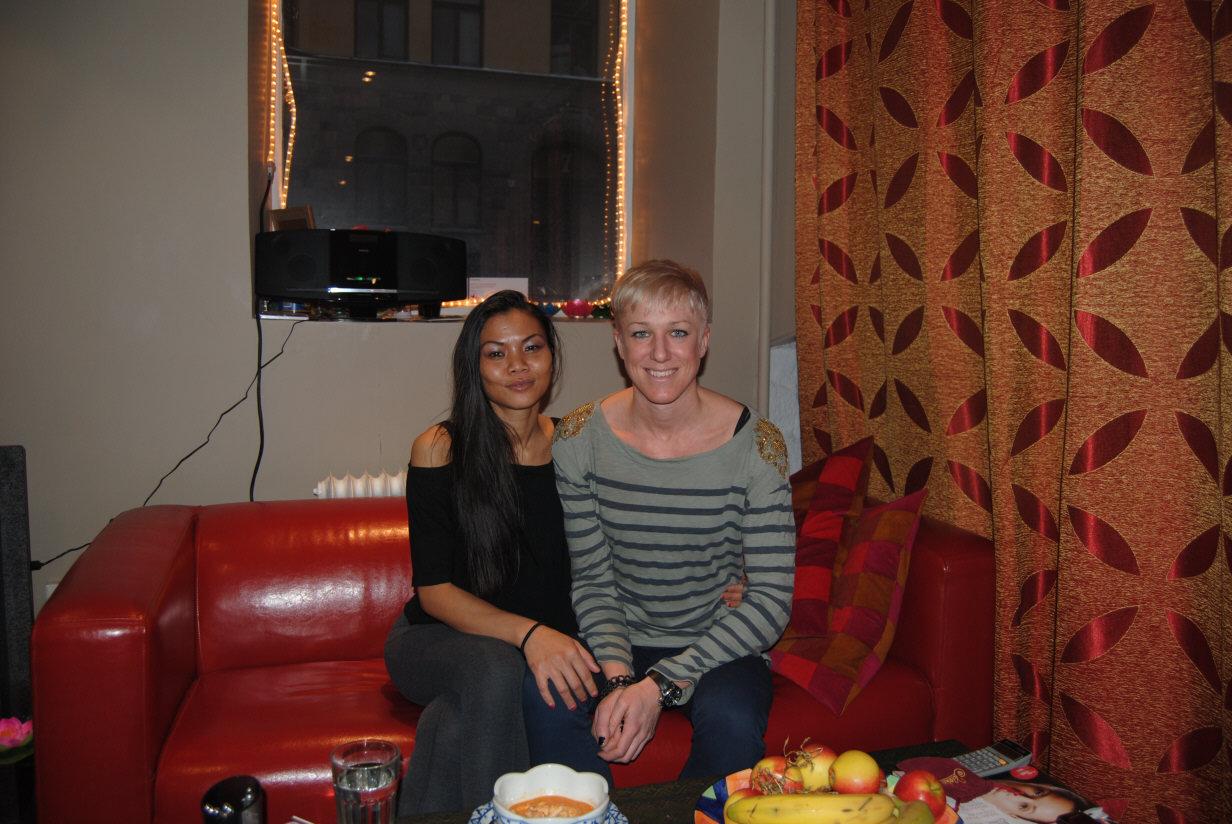 äldre kåt dam stockholm thai massage