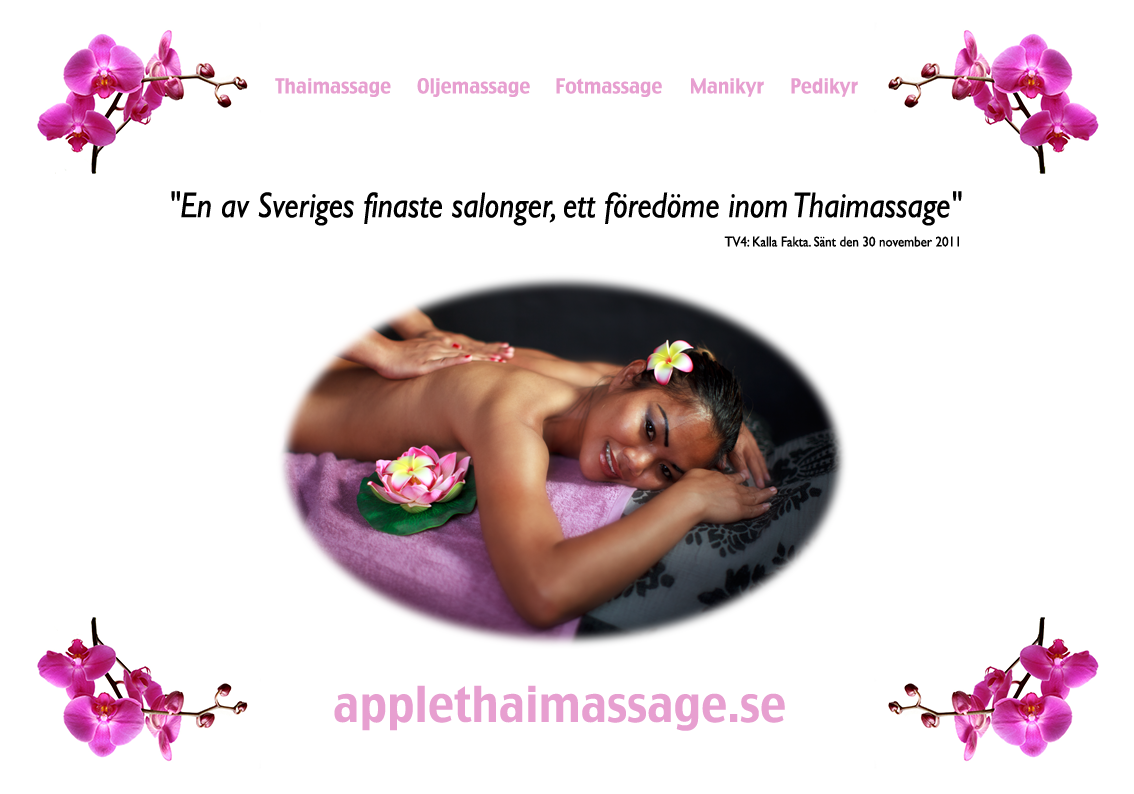 massage bangkok thai östermalm