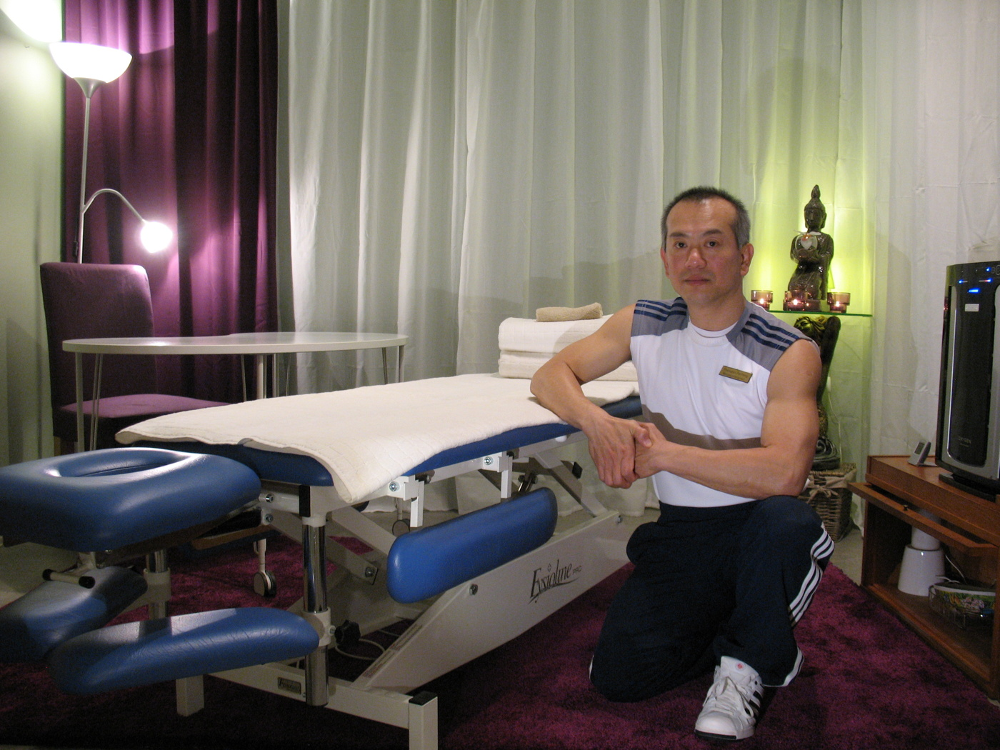 thaimassage stockholm chillout massage
