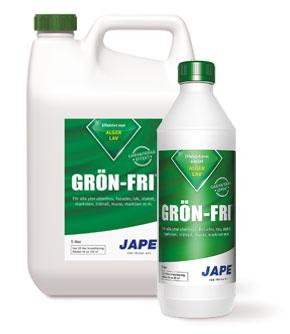 Grön fri pris
