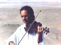 Yair Dalal gav en konsert med Sofia Berg-Böhm och Sirocco