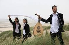 Palestinska Trio Joubran deltog i Ramadan Nights
