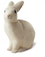 Kaninlampa - vit