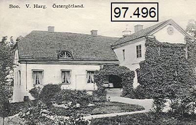 Boo gård Leopolds/Vykort.Ostergotland