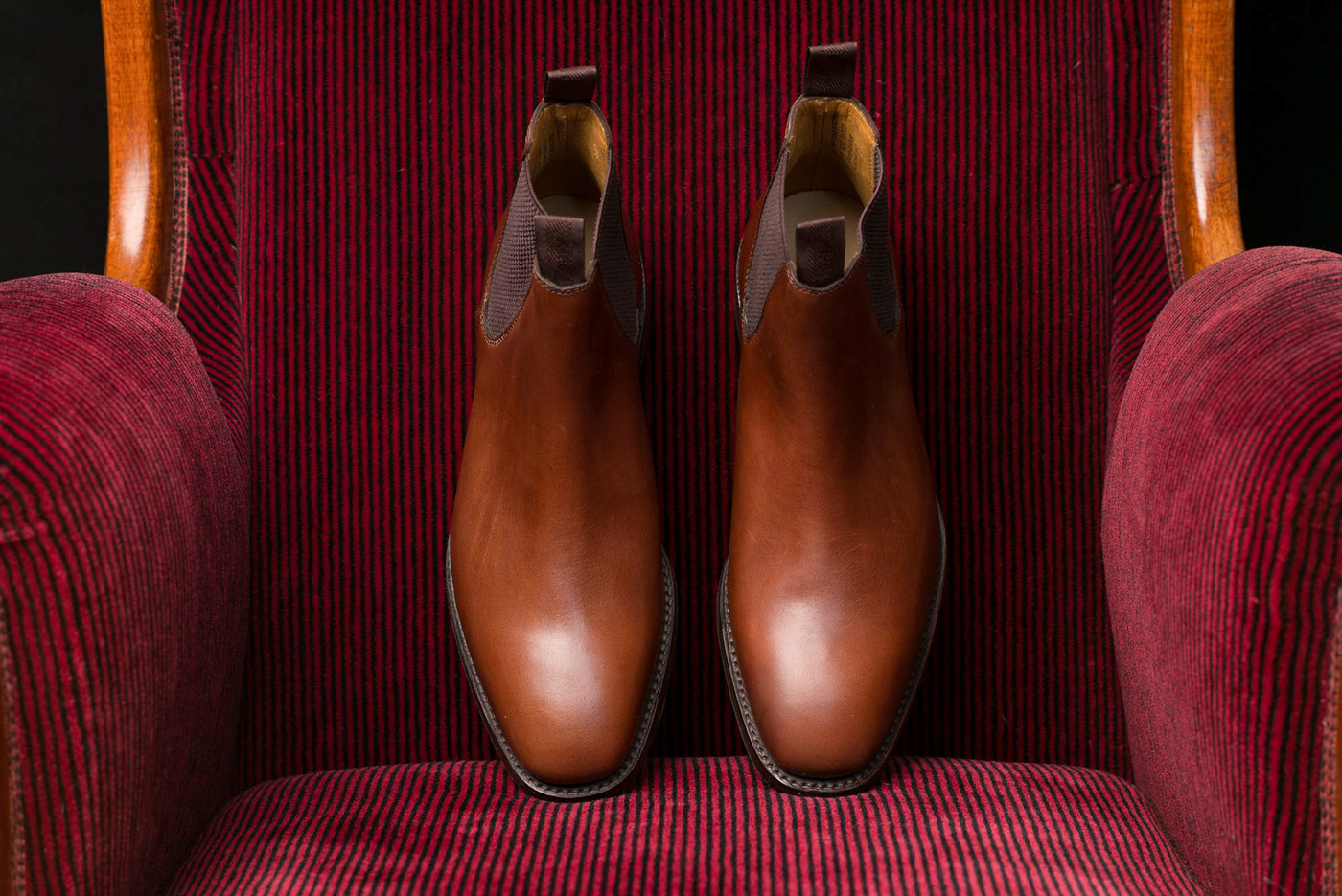 Loake Chatswroth Front