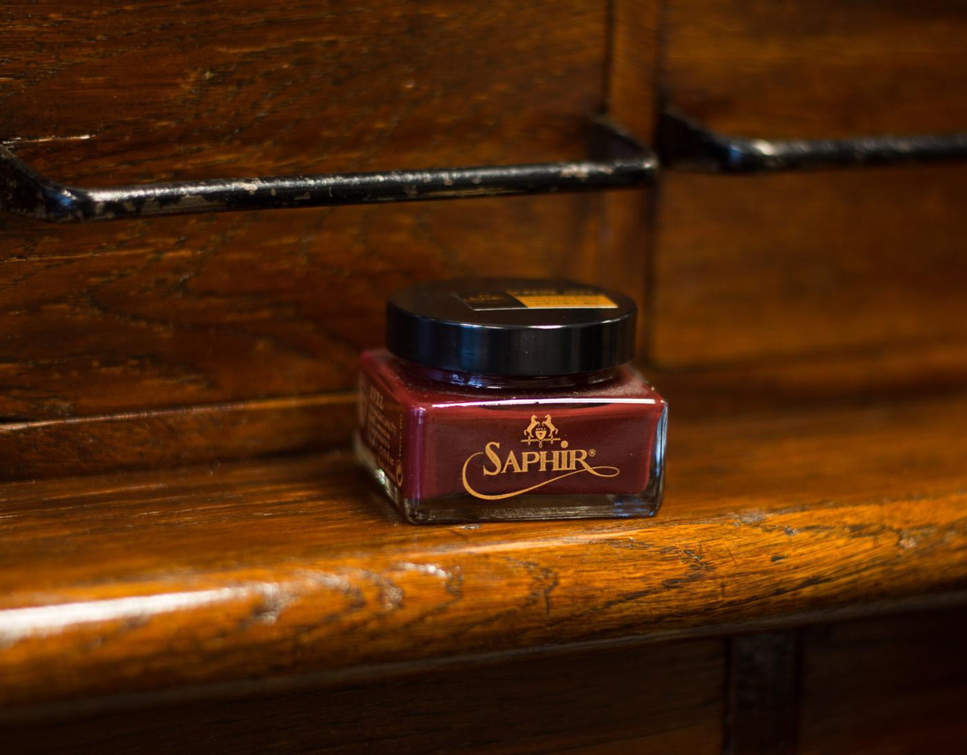 Saphir Nr.12 Hermes Red