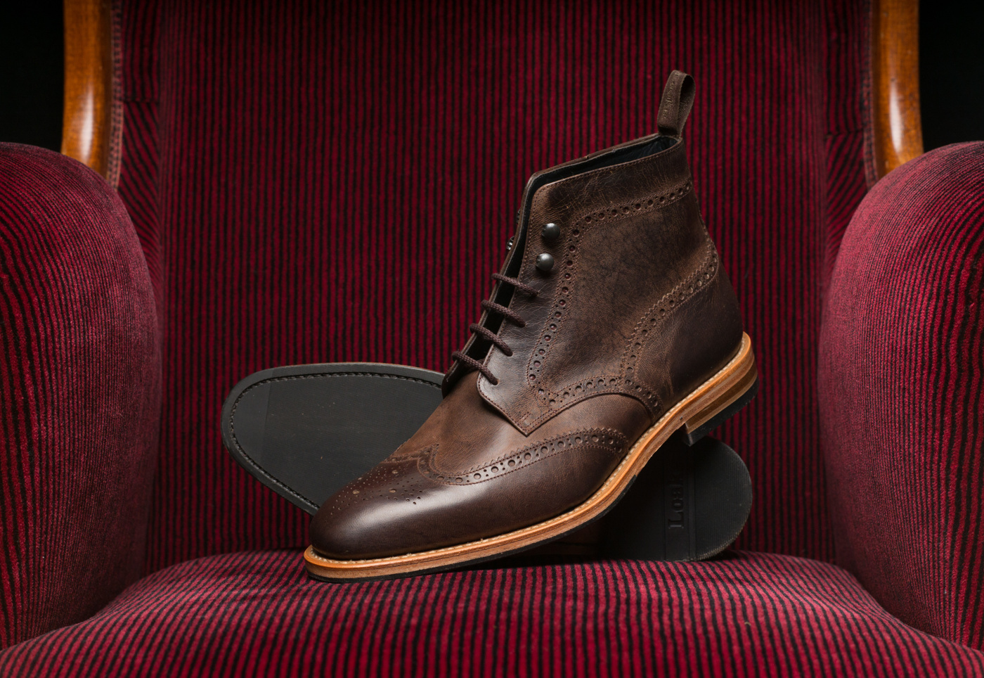 Loake Shoemakers Rimmer