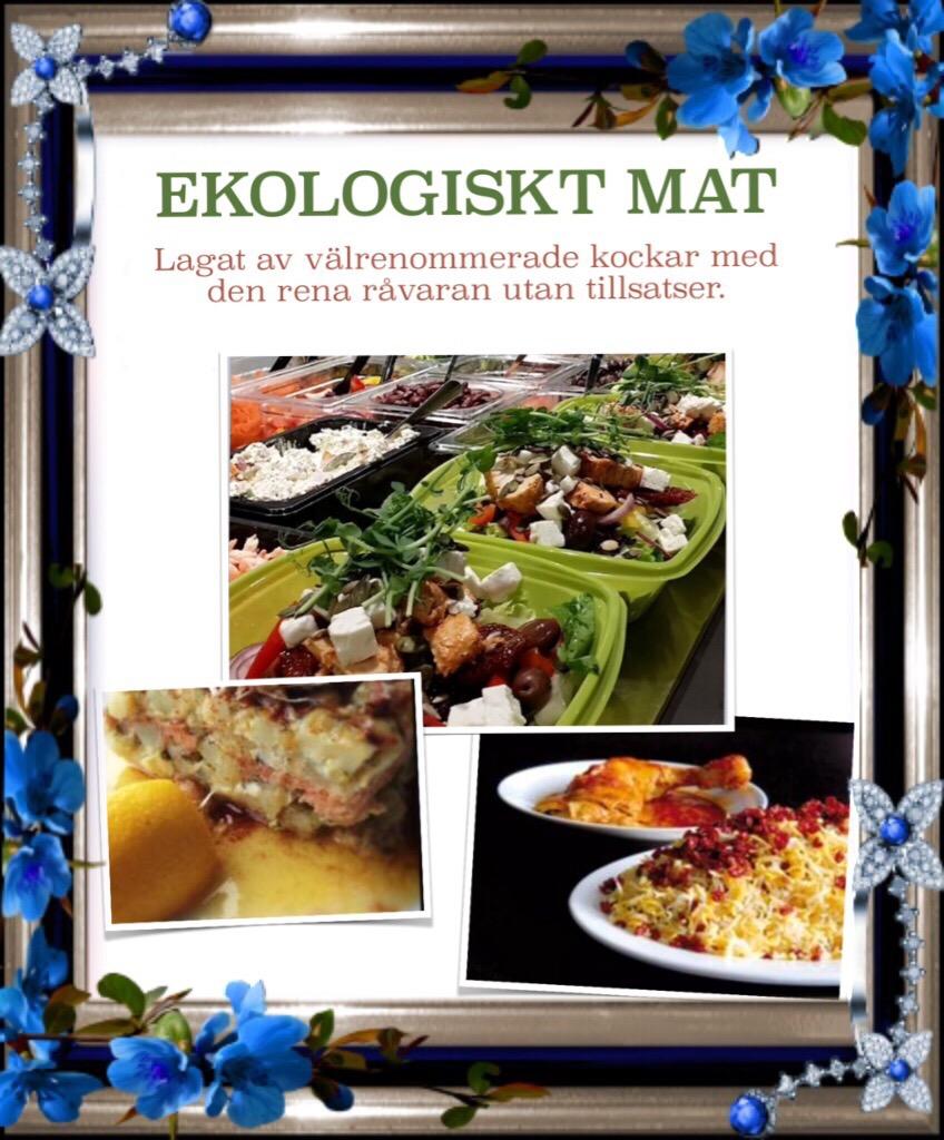 ekologiskt mat