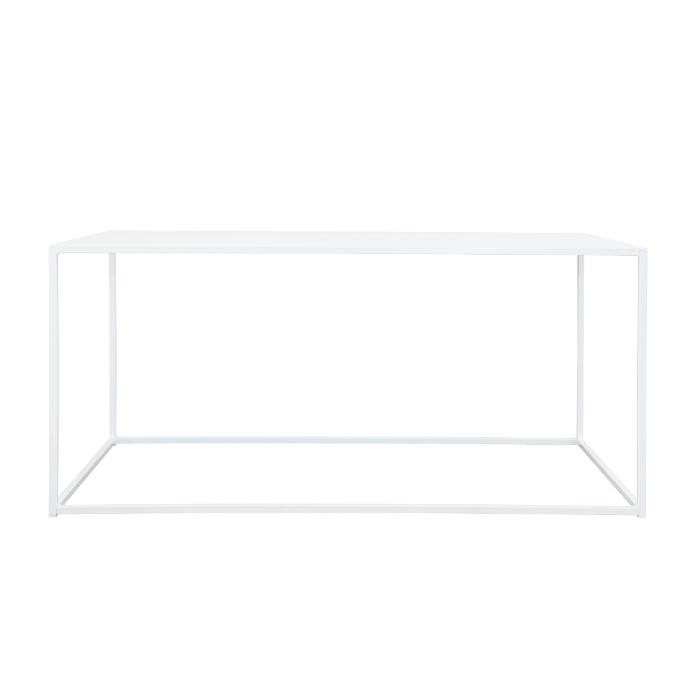Domo rectangle table White