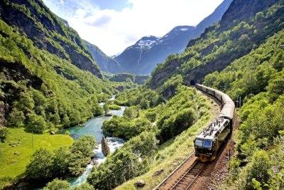 高清无水印挪威风景