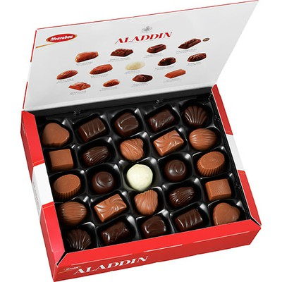 aladdin choklad