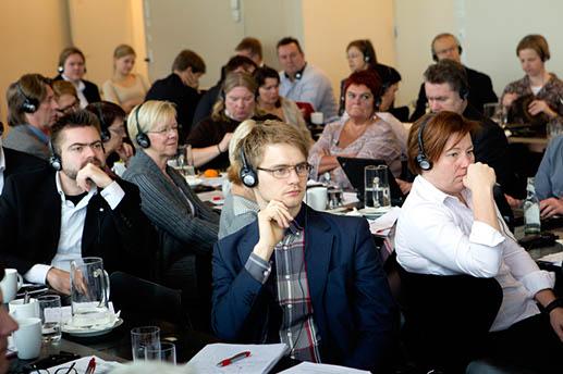 NFS välbesökta seminarium om Kollektivavtal och konkurrenskraft
