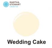 Hobbyfärg sidenmatt Wedding Cake -