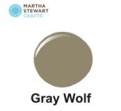 Hobbyfärg sidenmatt Grey Wolf