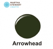 Hobbyfärg sidenmatt Arrowhead
