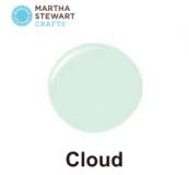 Hobbyfärg sidenmatt Cloud