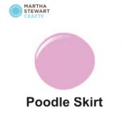 Hobbyfärg sidenmatt Poodle Skirt