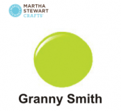 Hobbyfärg sidenmatt Granny Smith -