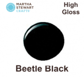 Hobbyfärg blank Beetle Black