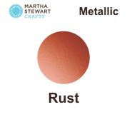Hobbyfärg metallic Rust