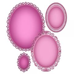 Nestabilities Elegant Ovals S4-425 -