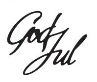 DIES God Jul 2
