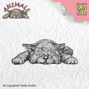 Clear Stamps Animals Kitten ANI009 -