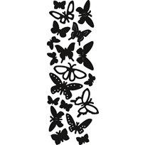 MARIANNE DESIGN PUNCH DIE: BUTTERFLIES ARTIKELNUMMER: CR1354