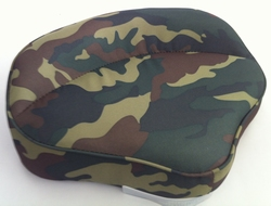 Procasting seat camouflage
