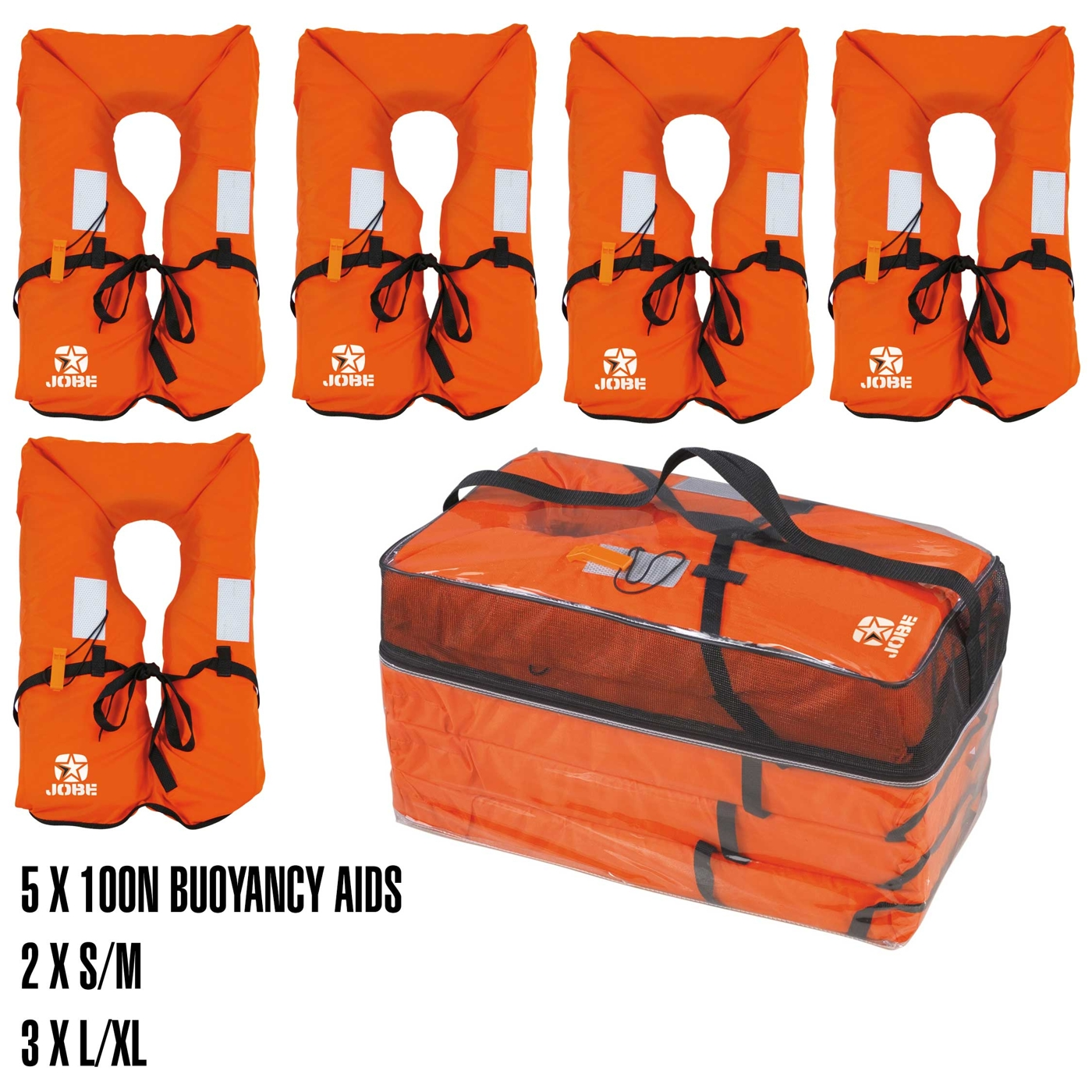 Jobe_Lifejacket_Package_Easy_Boating_Set_of_5