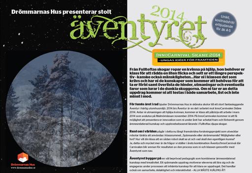 Klicka på anmälnings/info-broschyren ovan för nerladdning. 1 Mb 2-sidig PDF.