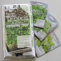 Odlingsbricka för minigrönt -