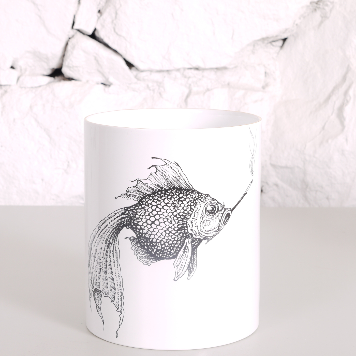 Svart fisk 1,610 SEK