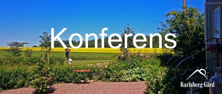 Vill du konferera i Halland? Mysig konferenslokal i lugn & avskild miljö för den kreativa konferensen & lilla mötet på kursgård Karlsberg Gård mitt i Halland. Kurser och aktiviteter att göra för den kreativa konferensen