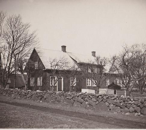 Karlsberg Gård tidigt 1900-tal
